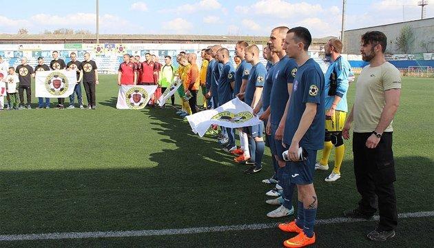 У Вінниці стартував чемпіонат Всеукраїнської футбольної ліги учасників АТО