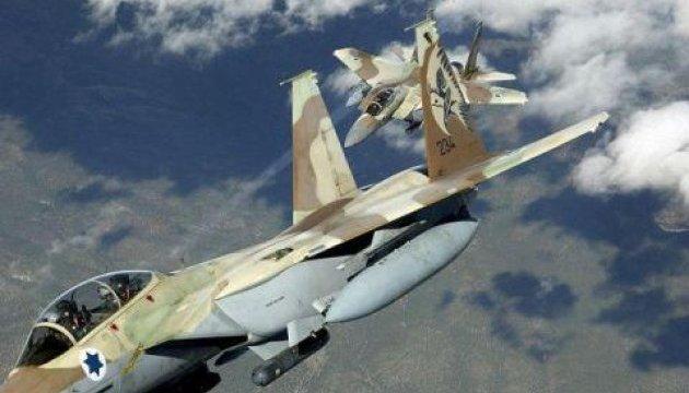 Израиль нанес удар по ХАМАС в секторе Газа