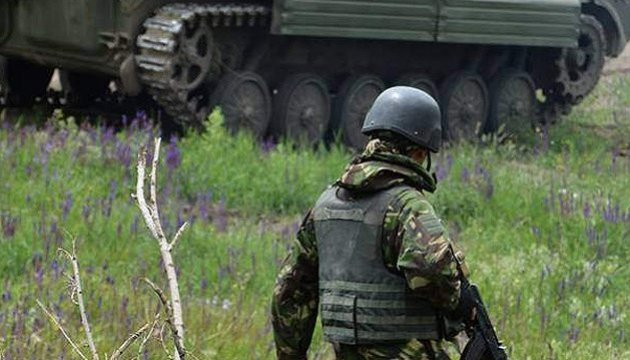 Six enemy attacks recorded on May 1