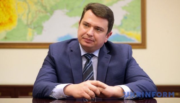 Sytnyk: Detectives de NABU ya han investigado 155 casos