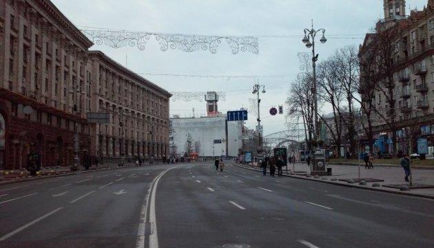 У неділю в Києві на вісім годин змінять рух транспорту