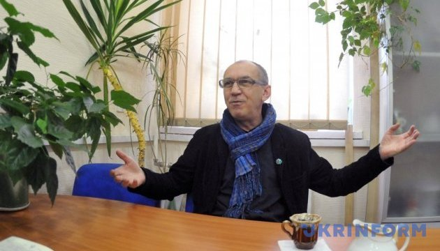 Ірванець став лауреатом премії імені Уласа Самчука
