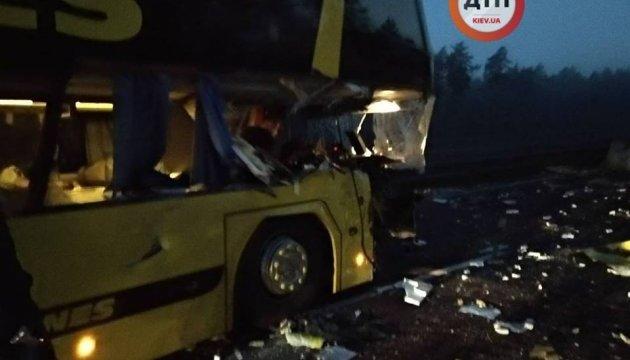 У Чехії автобус із українцями потрапив у ДТП - є постраждалі