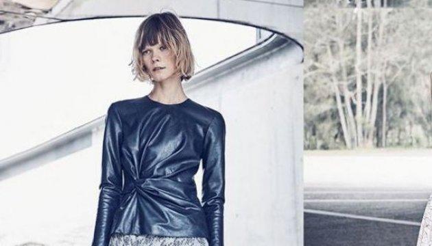 Українка стала обличчям модного бренду Bianca Spender