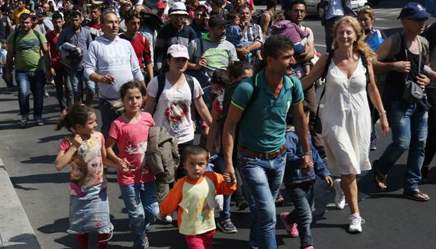 Совет ЕС предлагает увеличить расходы на мигрантов в следующем году