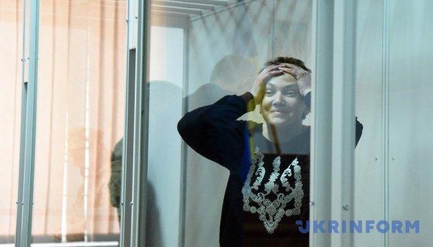 Апелляционный суд оставил Савченко под стражей