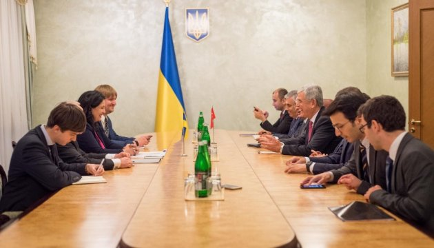Vice PM Klympush-Tsintsadze: Ukraine seeks to strengthen partnership with Turkey