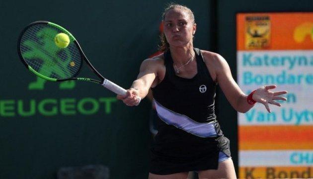 Бондаренко уступила Вотсон на старте теннисного турнира в Нюрнберге