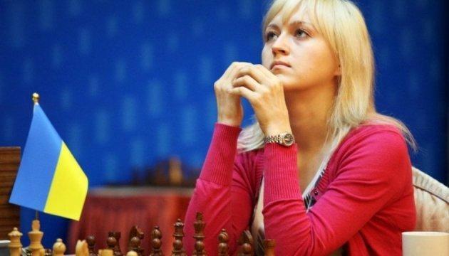 Українка Ушеніна стала бронзовим призером чемпіонату Європи-2018 з шахів