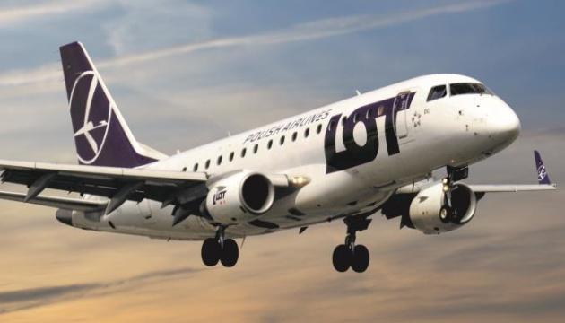 Polnische Fluggesellschaft startet Flüge zwischen Warschau und Saporischschja