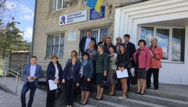 Объединяться или нет: на Львовщине прошел учебный тур сельских голов
