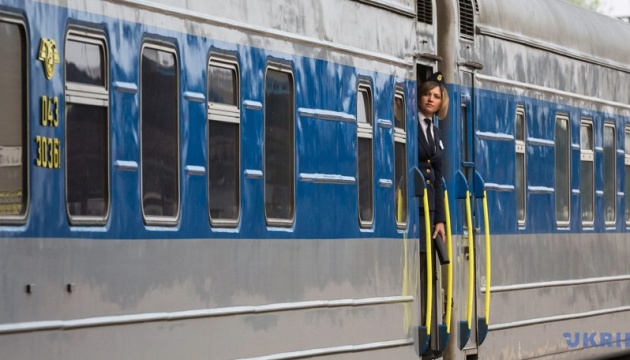 В Укрзалізниці стверджують, що кондиціонерами обладнані 42% вагонів
