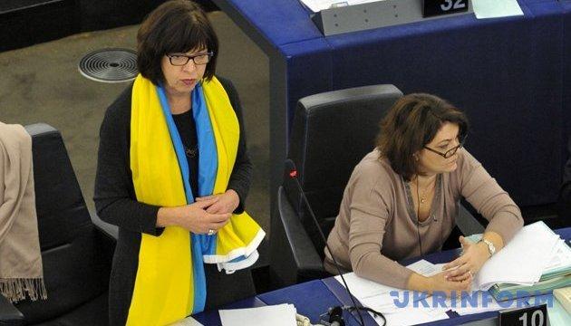 Евродепутат сказала, от чего зависит международная финпомощь для Украины