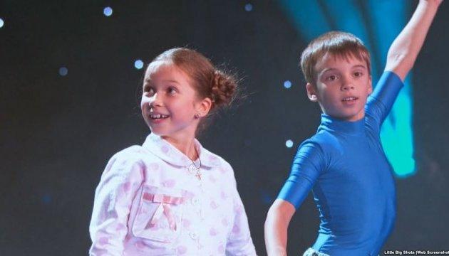 Дитячий дует з України підкорив американське шоу талантів