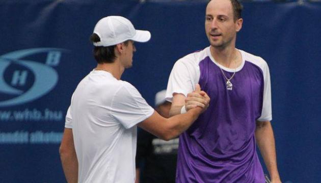 Теннис: украинец Молчанов вышел в парный финал турнира АТР в Тунисе