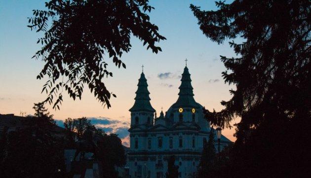 Le mois des festivals démarre à Ternopil