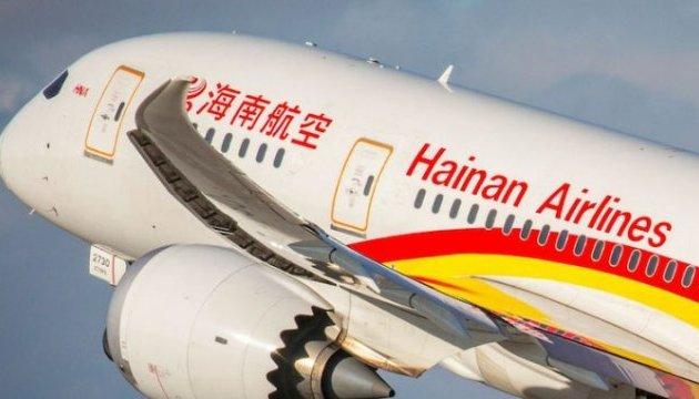 Китайцы хотят запустить рейсы из провинции Хайнань в Украину