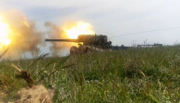 L'Ukraine a mené des exercices militaires près de la frontière administrative avec la Crimée