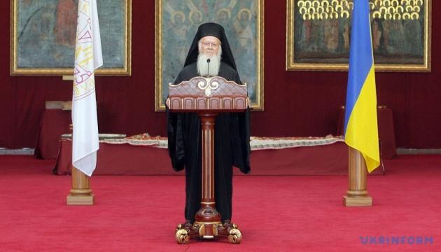 Ökumenischer Patriarch: Endziel – Autokephalie für ukrainische Kirche