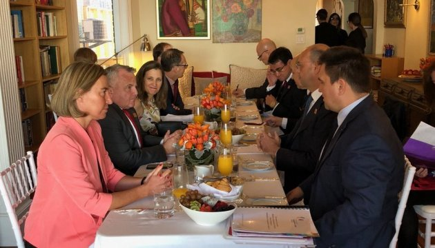 G7 требует от России прекратить дестабилизацию в мире