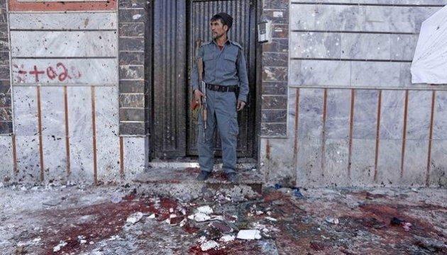Теракт у Кабулі: число загиблих збільшилося до 57