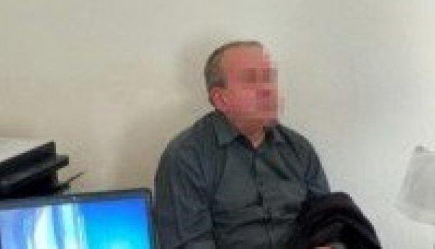 Un espion russe travaillant pour le ministère de la défense arrêté par le SBU