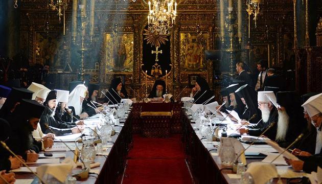 Synod UPZ KP erörtert das bevorstehende Vereinigte Konzil