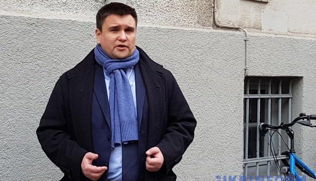 Klimkin visita Varsovia