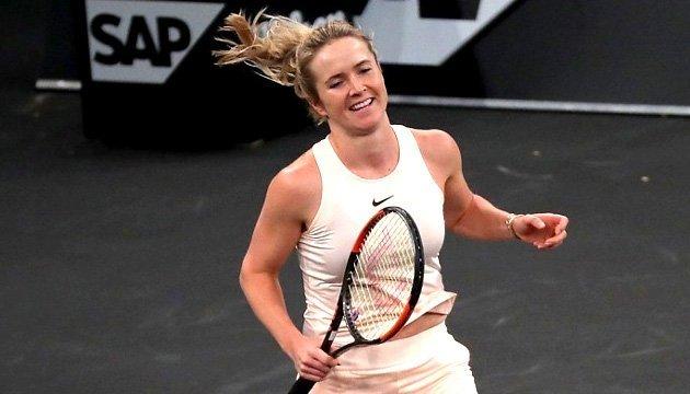 Світоліна вийшла до чвертьфіналу турніру WTA у Штутгарті