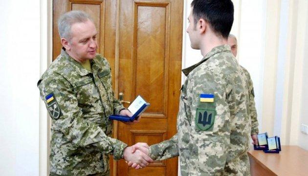 Українські військові стали переможцями змагань НАТО
