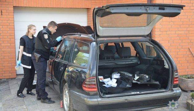 Полиция сообщила подробности о банде похитителей человека в Луцке