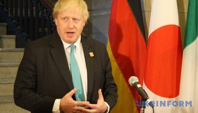 """Джонсон обіцяє вивести Британію з ЄС 31 жовтня або """"померти"""""""