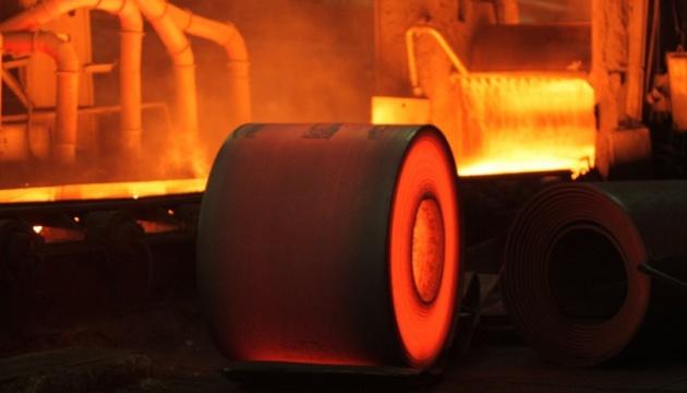 какое место япония занимает по выплавке стали