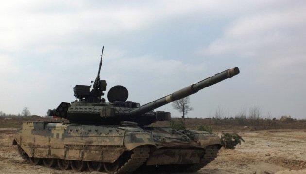 Tank Challenge: на Рівненщині перевірили готовність ЗСУ до міжнародних змагань