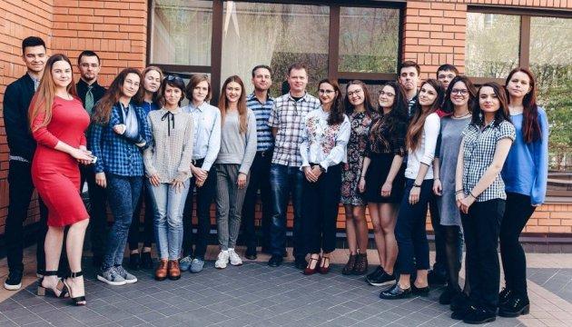 L'Ukraine envoie cinquante étudiants pour un stage au Canada (photos)