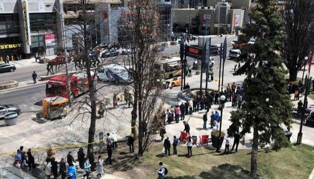 Наїзд у Торонто: поліція встановила особу водія