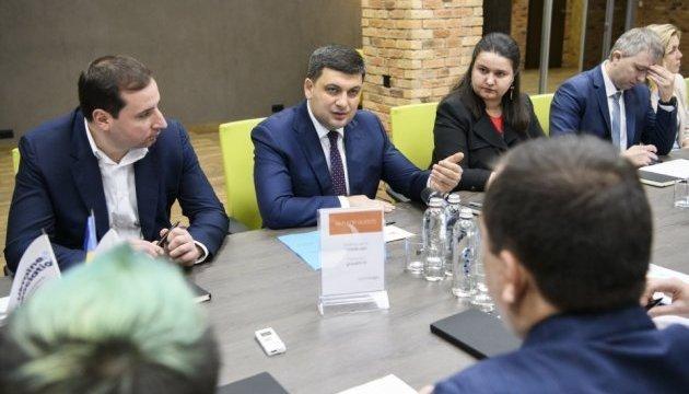 Ukraine's IT industry grew by 20% last year – Groysman