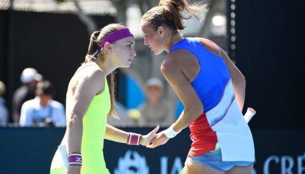 Бондаренко и Крунич вышли в четвертьфинал турнира WTA в Стамбуле