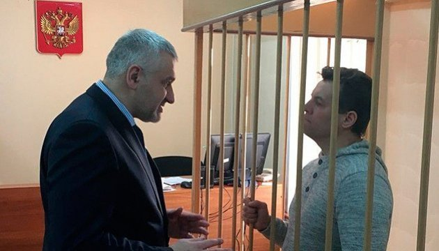 Sushchenko to have long meeting with family in next few days - Feygin
