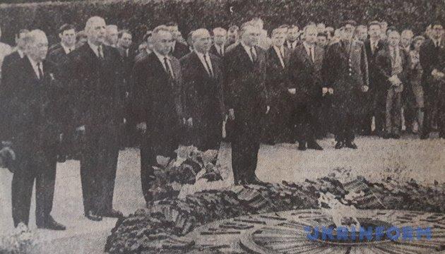 З архіву: похвала Україні від де Голля і смерть за Україну Олійника (1966)