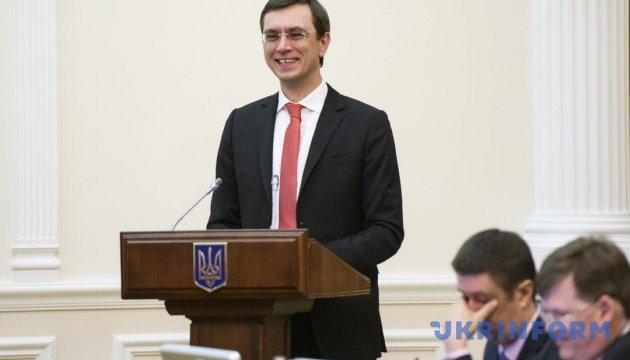 Ukraine's infrastructure minister promises to complete repair of Odesa-Reni road this year