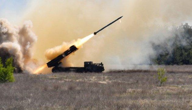 """Ракетний комплекс """"Вільха"""" поставили на серійне виробництво"""