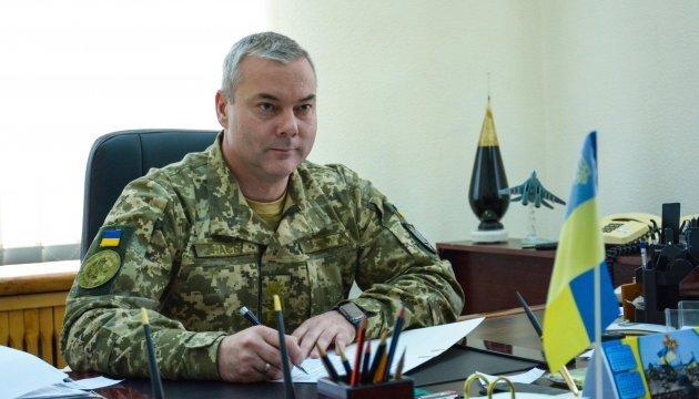 Le commandant des forces Unies précise la tâche principale de l'armée dans le Donbass