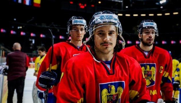Румыния обыграла Хорватию на чемпионате мира по хоккею в Литве