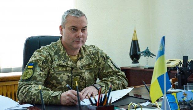 Kontrollposten im Donbass: Generalleutnant Najew will Regeln vereinfachen