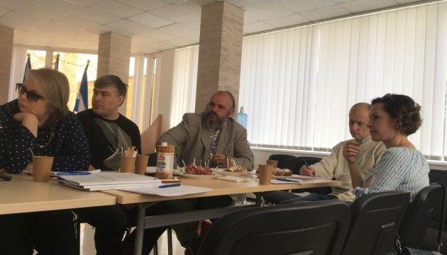 В Херсоне специалисты ЦРМС и журналисты встретились за кофе