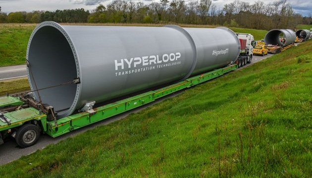 Ukrainian infrastructure minister agrees on certification of Hyperloop project in Ukraine