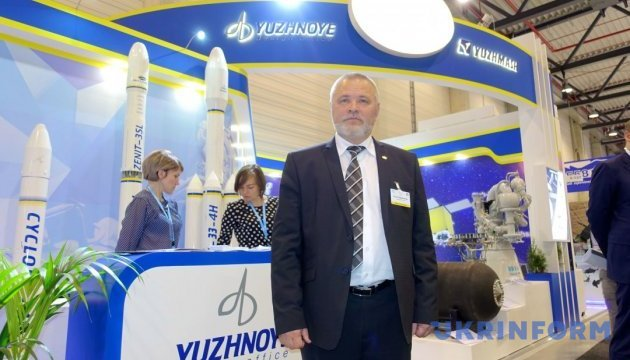 Head of Ukraine's Space Agency: It's very difficult to gain authority in European market
