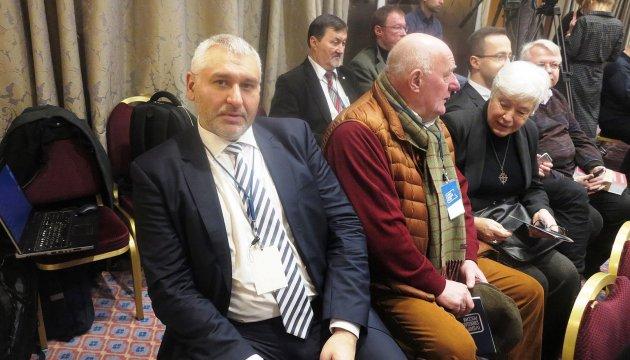 Feygin: El cónsul y el defensor público visitarán a Súshchenko la próxima semana