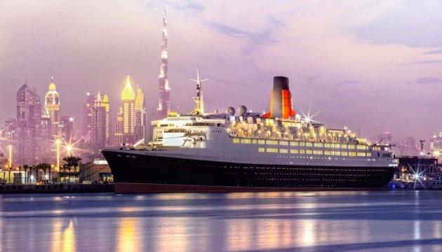 В ОАЭ легендарный лайнер превратили в роскошный отель